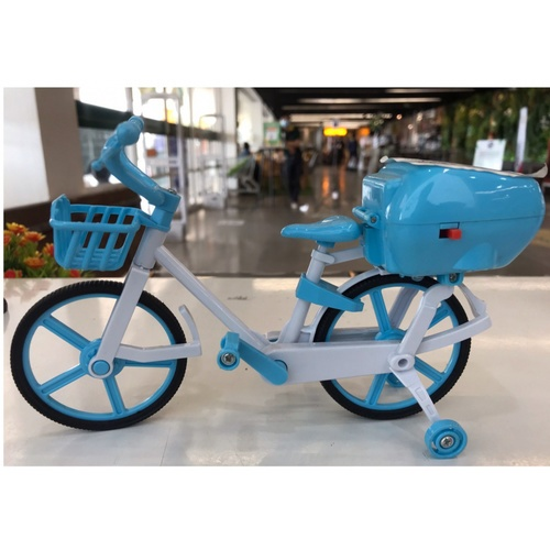 Sanook&Toys ของเล่นรถจักยานไฟฟ้า (10 in each box) 2296 37x44x13cm.