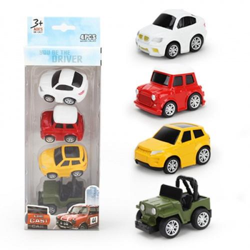 Sanook&Toys ชุดรถสนุก คละแบบ 883A สีขาว