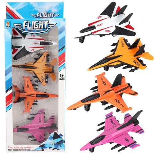 Sanook&Toys ชุดเครื่องบินสนุก คละแบบ   J04B สีขาว