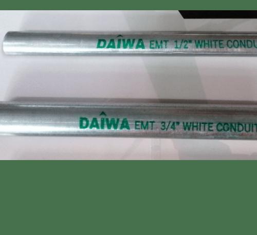 DAIWA ท่อร้อยสายบาง EMT 3/4 นิ้ว มอก.
