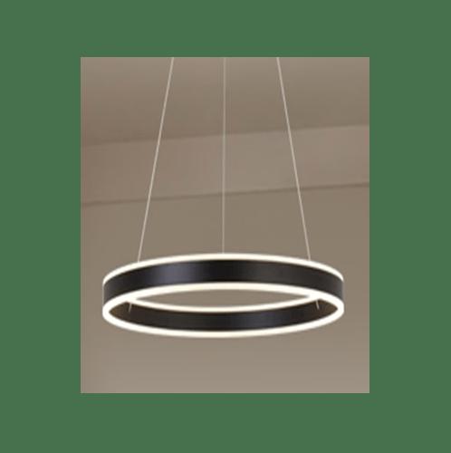 V.E.G โคมไฟห้อย LED 76W คูลไวท์ ซิลล่า DXD014-600