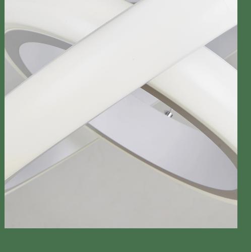 V.E.G โคมไฟห้อย LED 80W คูลไวท์ ซิลล่า DXD005-700-W