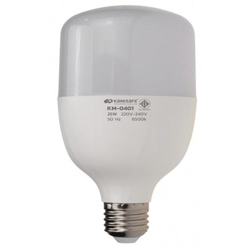 Kamisafe หลอดไฟแอลอีดี BULB 25W  KM-0401 Daylight สีขาว