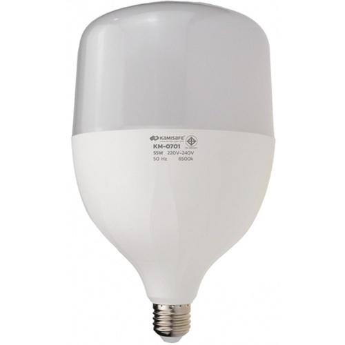 Kamisafe หลอดไฟแอลอีดี BULB 55W  KM-0701 Daylight สีขาว