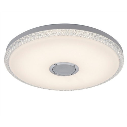 EILON โคมไฟเพดาน Smart Bluetooth RGB 36W รุ่น KDX2082/36W สีขาว