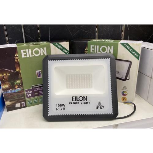 EILON ไฟสปอร์ตไลท์ RGB 100w  ETGD-MINI-100WRGB