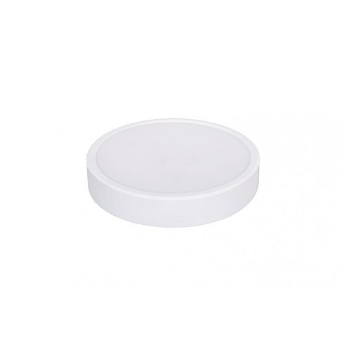 EILON ดาวน์ไลท์ติดลอยทรงกลม ขนาด 8 นิ้ว 18W ปรับได้ 3 แสง (DL/CW/WW)  EMTD-Y18-3065 สีขาว