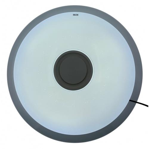 ELON โคมเพดานแอลอีดี Smart บลูทูธ  BT10110+R 36W RGB สีขาว