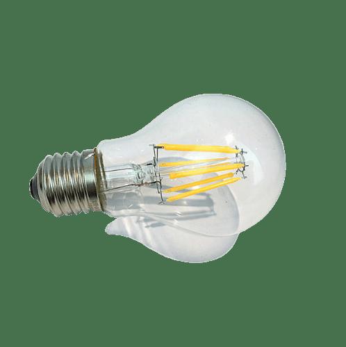 EILON หลอด LED ฟิลาเมนต์ Edison E27 6 วัตต์ GY-ST64 A