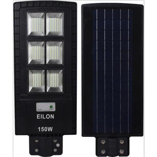 EILON โคมไฟถนนโซลาร์เซลล์ W-150W