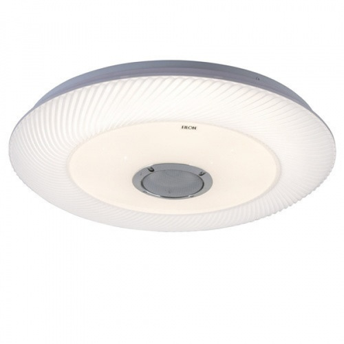 EILON โคมไฟเพดานแอลอีดี Smart บลูทูธ 36W ปรับได้ 3 สี BT1802 36W RGB สีขาว