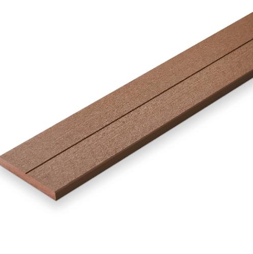SHERA ไม้พื้น คัลเลอร์ทรู ลายเสี้ยน ขอบวี ขนาด  2.5x20x300ซม.สีทรอปิคอลโอ๊ค ดับเบิ้ล