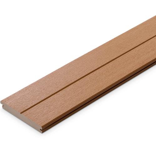 SHERA ไม้พื้น ลายเสี้ยน  2.5x20x300ซม.สีบีช ดับเบิ้ล&คลิป-ล็อค