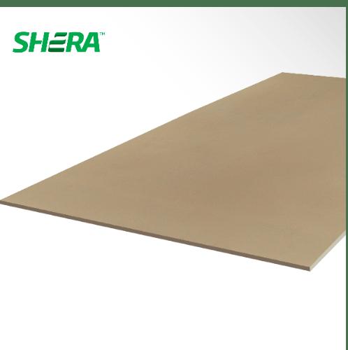 SHERA ไม้อัดเฌอร่า ขนาด 0.4x122x244 ซม. สีน้ำตาลอ่อน