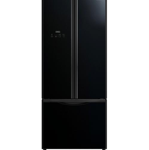 HITACHI ตู้เย็น MULTI DOOR  ขนาด 16.4 คิว  R-WB470PE GBW  สีดำ