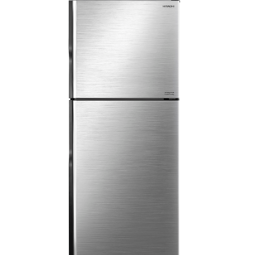 HITACHI ตู้เย็น 2 ประตู ขนาด 12.4 คิว R-VX350PF BSL บรอนด์เงิน