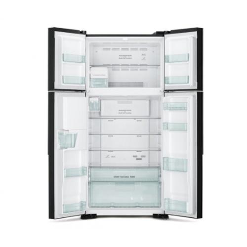 HITACHI ตู้เย็น ขนาด 19.0คิว 4ประตู  RW550PDX GBK