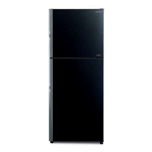 HITACHI ตู้เย็น 2 ประตู ขนาด 12.4 คิว R-VGX350 PF GBK  สีดำ