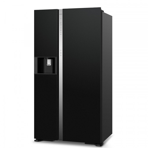 HITACHI ตู้เย็น Side by side ขนาด 20.2 คิว RSX600GPTH0 GBK