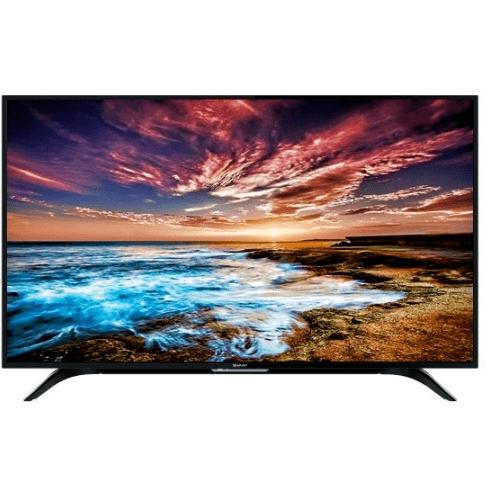 SHARP โทรทัศน์ LED  4K Android 50 นิ้ว 4T-C50BK1X