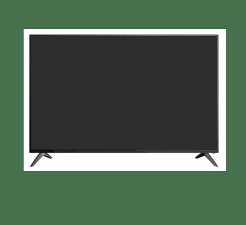 SHARP โทรทัศน์ LED 4K  SMART TV 50 นิ้ว 50RS541AN สีดำ
