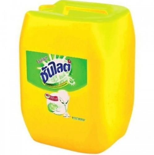 unilever ซันไลต์เลมอน 10ลิตร ซันไลต์ เลมอน 10 ลิตร สีเหลือง