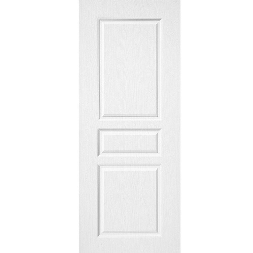 BWOOD ประตู  2 บานทึบ เจาะ  ขนาด 70x200  Eco-Series