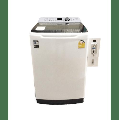Haier  เครื่องซักผ้าหยอดเหรียญฝาบน 14kg  HWM140-1701R(CB)