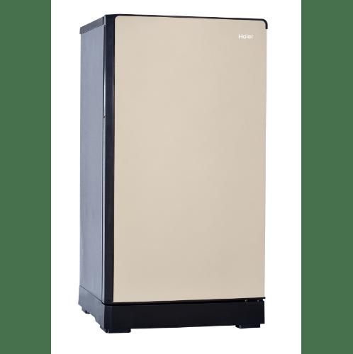 Haier  ตู้เย็น 1 ประตู 5.2 คิว   HR-DMBX15 CG  สีทอง
