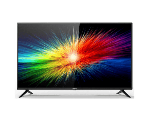 HAIER ทีวี HD LED 32 นิ้ว LE32K9000T สีดำ