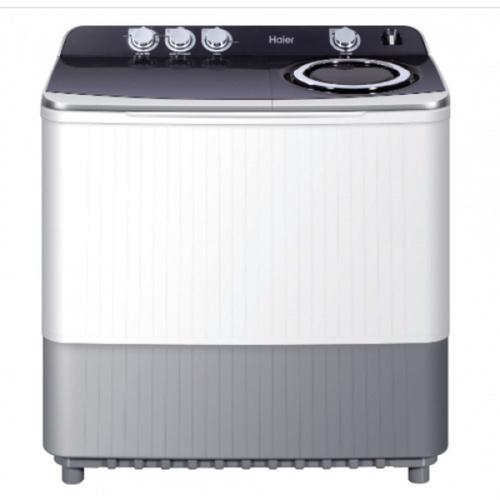 HAIER เครื่องซักผ้า 2 ถัง กึ่งอัตโนมัติ ขนาด Wash8.5kg /Spin 6kg  HWM-T85N2