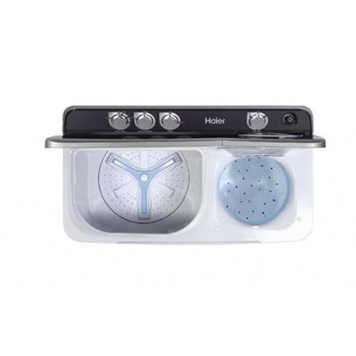 HAIER เครื่องซักผ้า 2 ถัง กึ่งอัตโนมัติ ขนาด Wash13 kg / Spin10 kg  HWM-T130N2