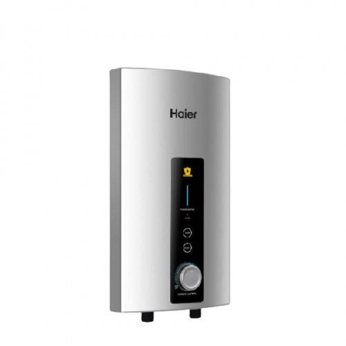 Haier เครื่องทำน้ำอุ่น ขนาด 4500 วัตต์   EI45G1(S) Digital สีเทา