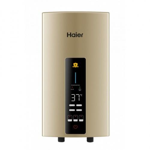 Haier เครื่องทำน้ำอุ่น ขนาด 4500 วัตต์  EI45G2 (G) Digital LED