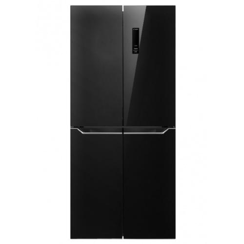 Haier ตู้เย็น 4 ประตู 14Q   HRF-MD430 GB สีดำ