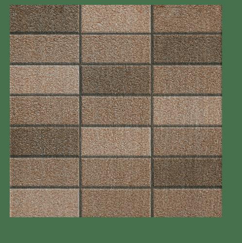 Bellecera 16x16 กระเบื้องปูพื้น FT400X400 หินพสุธา น้ำตาล (6P) A.