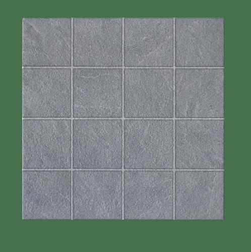Bellecera 16x16 กระเบื้องปูพื้น ศิลาวายุ  (6P) A สีเทา