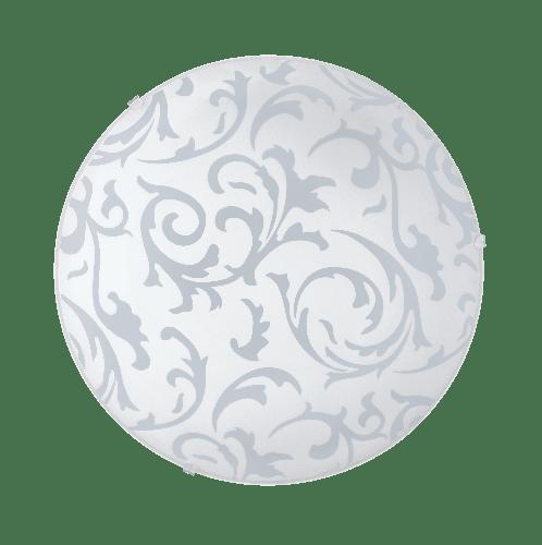 EGLO โคมไฟเพดาน E27 /1x 60W / ขนาด  320x316x100 SCALEA 1 สีขาว