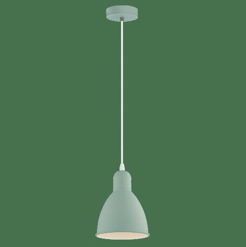 EGLO โคมไฟแขวน E27 /1x 60W / ขนาด 175x263x1500 PRIDDY-P สีเขียว