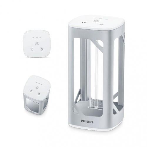 PHILIPS โคมไฟสำหรับฆ่าเชื้อโรค UVC Disinfection Desk Lamp 24W S TC สีขาว