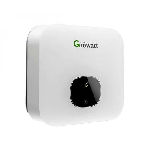 Growatt อินเวอร์เตอร์โกรวัตต์ ขนาด 5000W MIN5000TL-X สีขาว