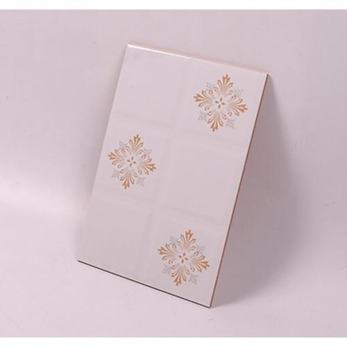 Marbella กระเบื้องบุผนังกาสะลอง ขนาด 8x12  SF2305  (25P) A. สีขาว