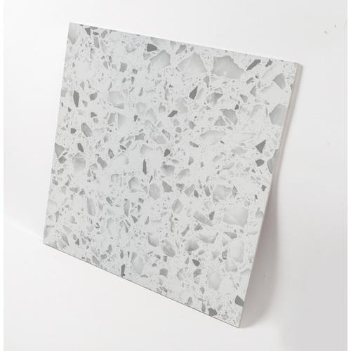 Marbella 60x60 กระเบื้องปูพื้น  เอ็มแอนด์เอ็ม ไวท์ HJ2136 (4P).A (Gloss) สีขาว