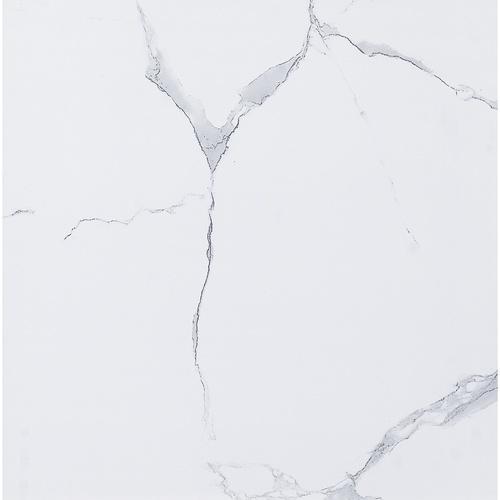 Marbella 16x16 กระเบื้องปูพื้น โนร่าไวท์ DJ002 (Glossy) (12P) A.
