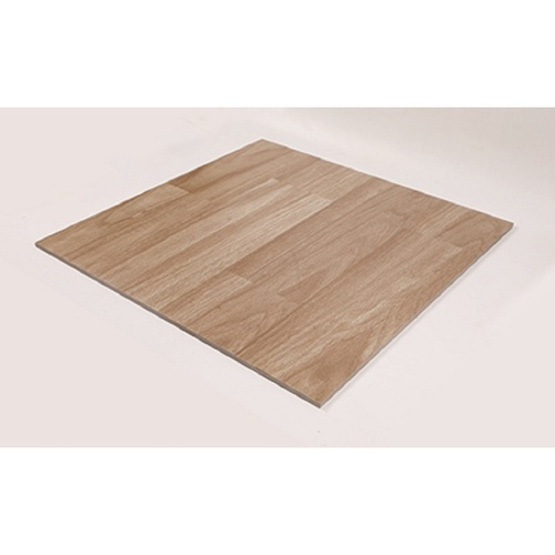 Marbella กระเบื้องปูพื้น wood matt ขนาด 60x60 4276A (4P) A. สีน้ำตาลอ่อน