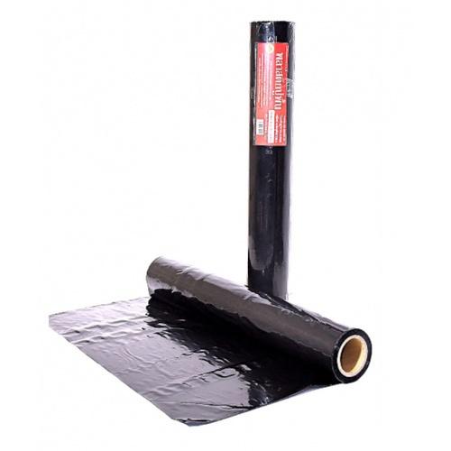POLLO ผ้าพลาสติกปูบ่อ 3.6ม.x40หลา70ไมครอน(ดำ) NYC-RB007Black สีดำ