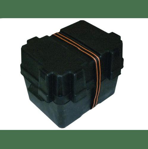 EVAL  กล่องใส่แบตเตอรี่ 23.5x30x25.5cm  03162 สีดำ