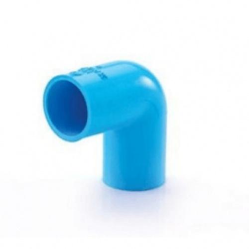 SCG ข้องอ90 หนา 2 นิ้ว (55) สีฟ้า