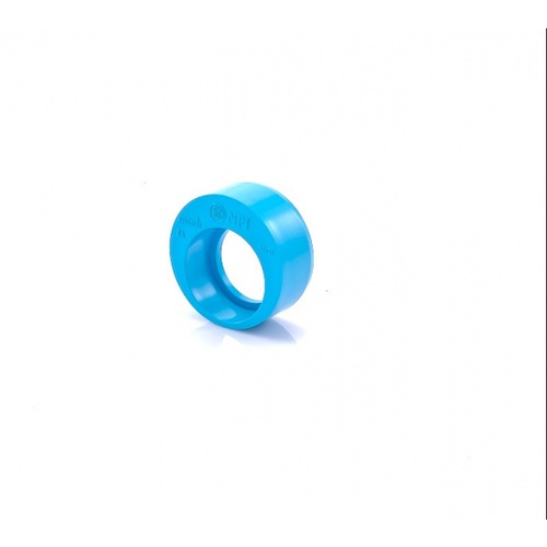 SCG ท่อสั้นลดเยื้องศูนย์ 2x1.1/4(55x35) สีฟ้า