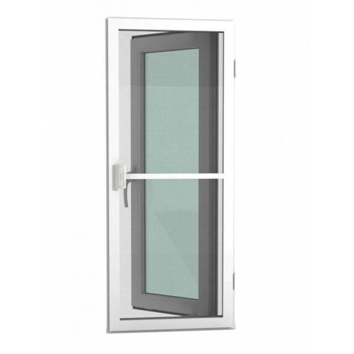 WINDSOR หน้าต่างบานเปิดเดี่ยวซ้าย วินด์เซอร์ ขนาด 60x110 ซม.  Ready สีขาว